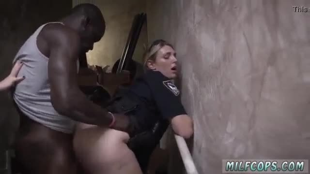 Leather fetish threesome and sucks black cock first time illegal